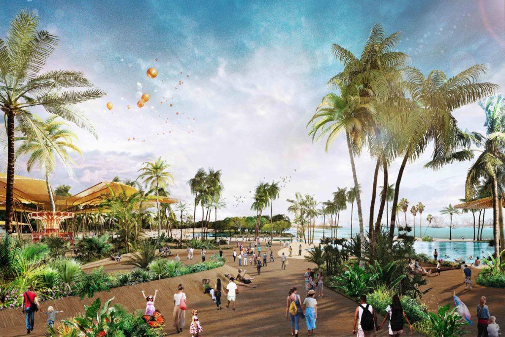 artist-s-impression-of-a-rejuvenated-beachfront