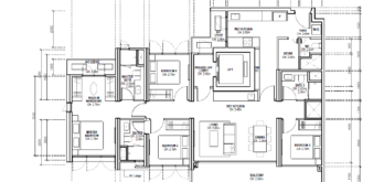 avenue-south-residence-condo-new-launch-floor-plans-types-four-bedroom-premium-peak-singapore