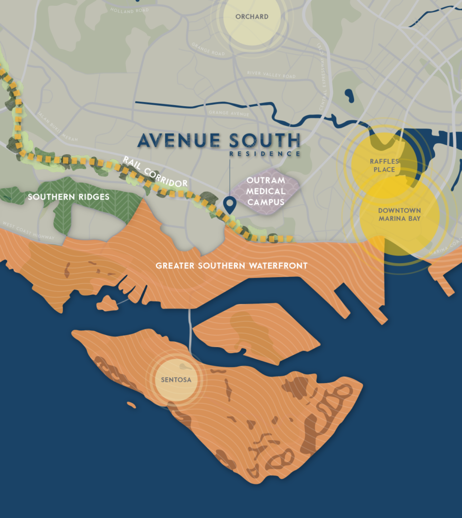 avenue-south-residence-condo-new-launch-location-map-greater-southern-waterfront-seaview-singapore