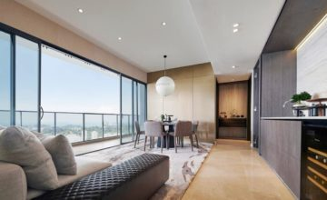 avenue-south-residence-condo-new-launch-showflat-preview-four-bedrooms-living-hall-greater-southern-waterfront-singapore