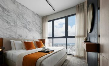 avenue-south-residence-condo-new-launch-showflat-preview-three-bedrooms-master-bedroom-greater-southern-waterfront-singapore